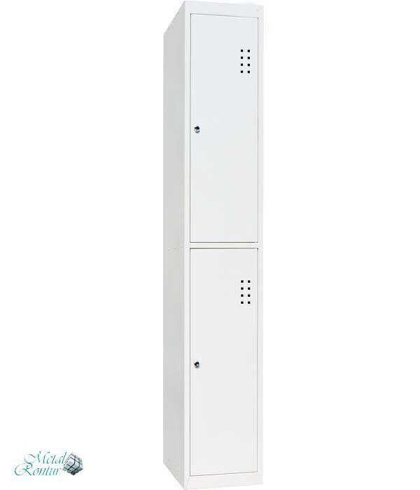 Шкаф для одежды металлический ШО-400/1-2